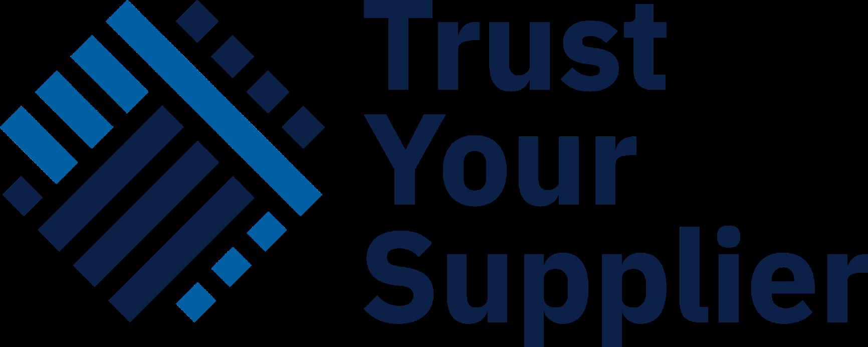 Trust Your Supplier
