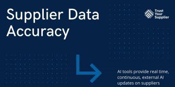 Supplier Data Accuracy