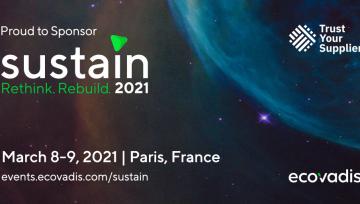 Ecovadis Sustain 2021